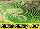 Maras Moray Salineras